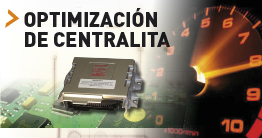 Optimización de centralita